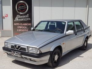 1991 ALFA ROMEO 75 1.8IE INDY -ASI- For Sale