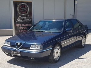 1995 ALFA ROMEO 164 SUPER 2.0I V6 TURBO