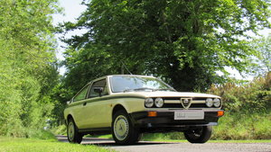 1983 Alfasud Sprint Speciale #107 - Originale Italiano Restored