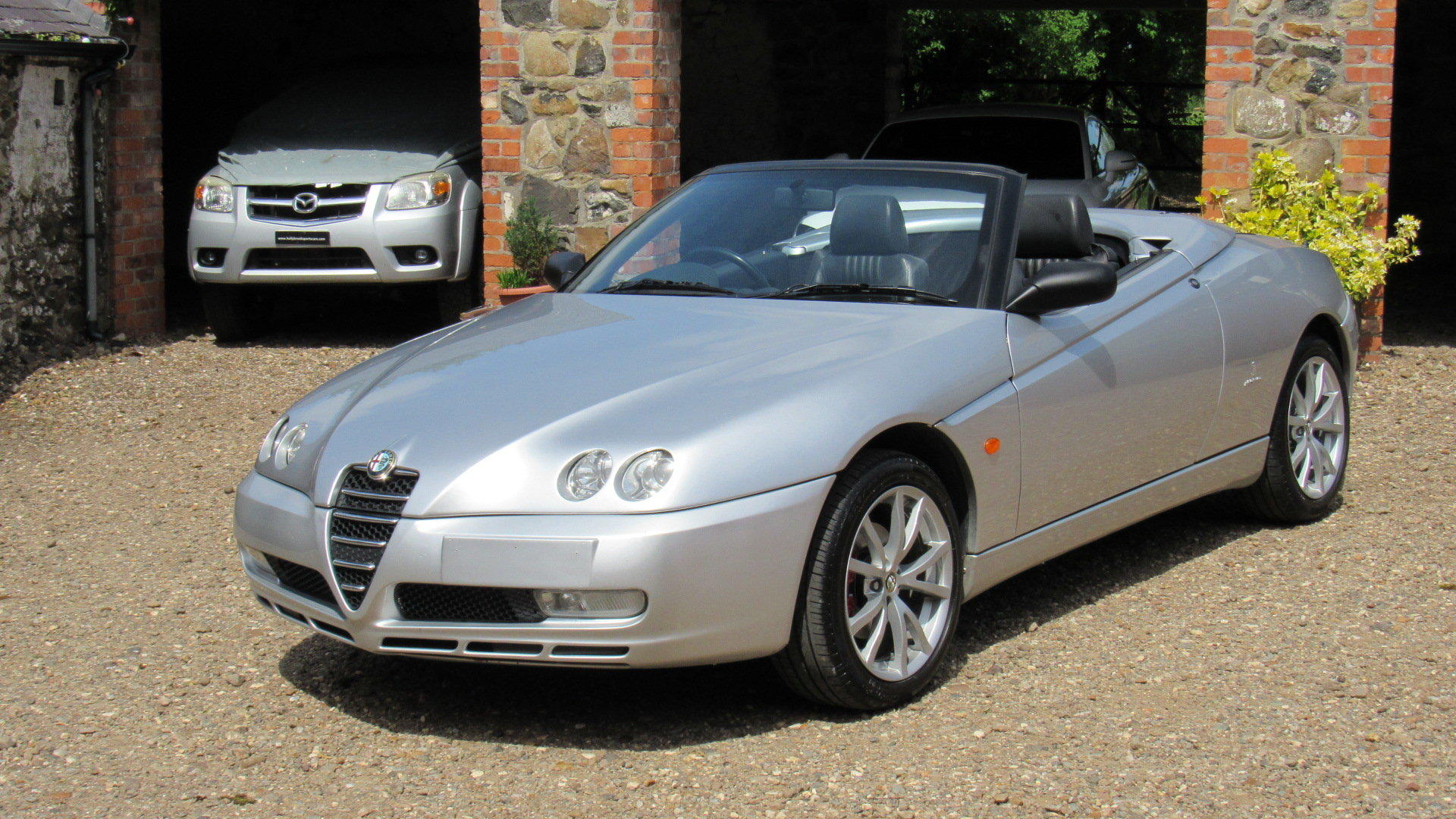 2005 Alfa Romeo Spider JTS LE - Recent £5.5k overhaul. SOLD (picture 1 of 6)