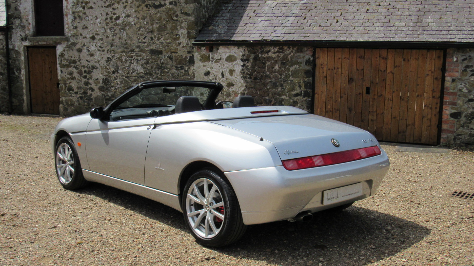 2005 Alfa Romeo Spider JTS LE - Recent £5.5k overhaul. SOLD (picture 2 of 6)