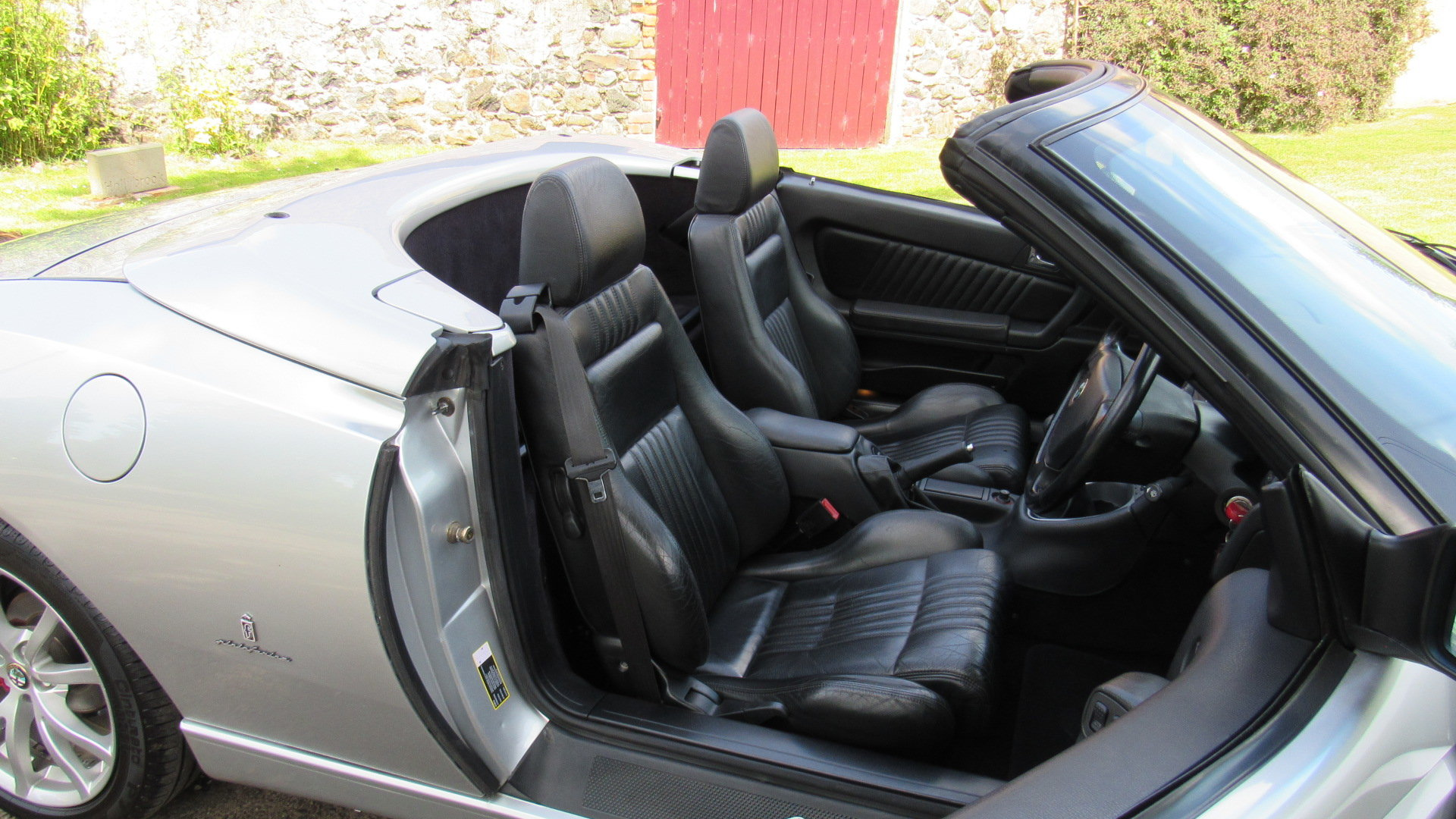 2005 Alfa Romeo Spider JTS LE - Recent £5.5k overhaul. SOLD (picture 3 of 6)
