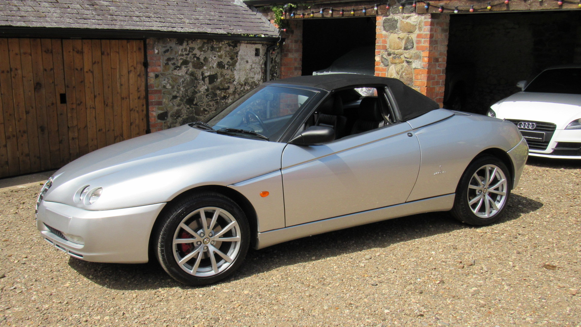 2005 Alfa Romeo Spider JTS LE - Recent £5.5k overhaul. SOLD (picture 6 of 6)