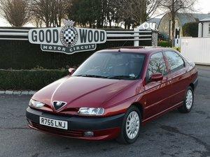 1997 Alfa Romeo T Spark 1.8 - 25kfrom new.