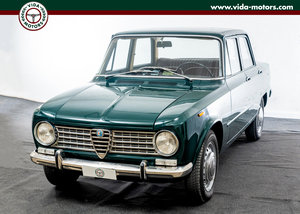 Picture of 1966 Giulia*ONE OWNER * COMPLETELY CONSERVED * ORIGINAL DOCUMENTS SOLD