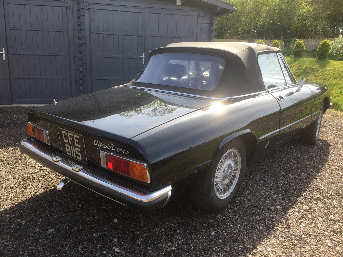 1978 Alfa-Romeo 2000 Spider For Sale (picture 2 of 6)