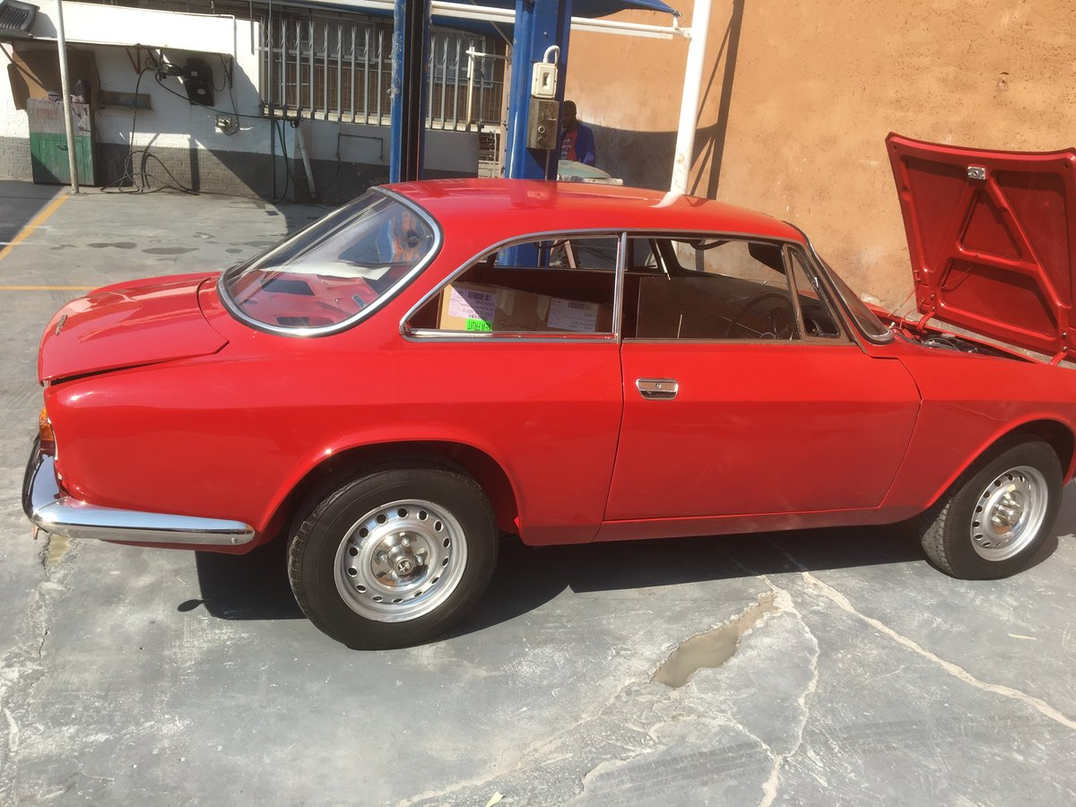 1970 Alfa Junior step nose For Sale (picture 1 of 6)