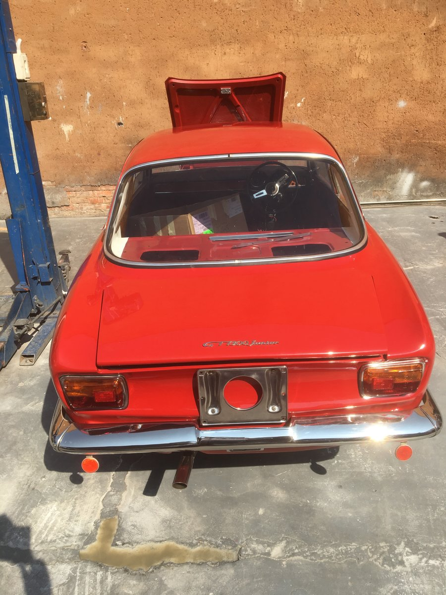 1970 Alfa Junior step nose For Sale (picture 5 of 6)