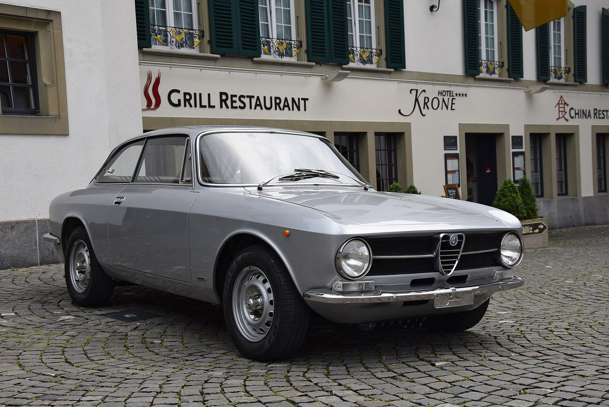 1972 only three owners and 53'500 km driven For Sale (picture 1 of 6)