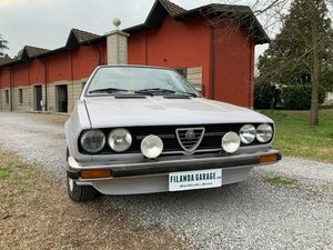 1980 ALFA ROMEO ALFASUD SPRINT VELOCE 1.3  FOR SALE