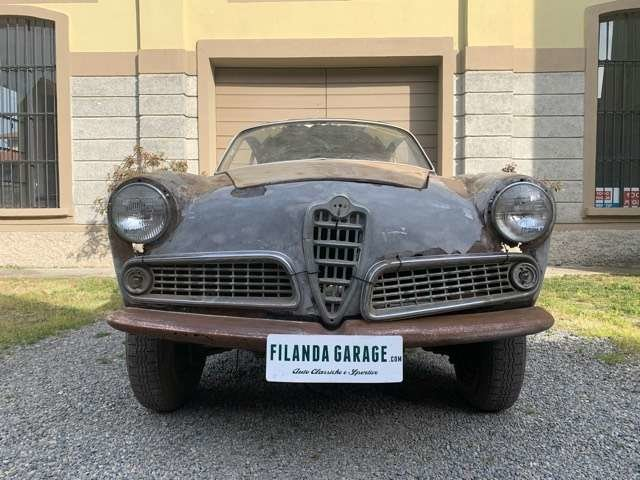 1958 ALFA ROMEO GIULIETTA SPRINT VELOCE TIPO 750E FOR SALE For Sale (picture 1 of 6)