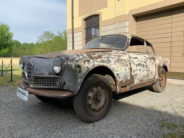 1958 ALFA ROMEO GIULIETTA SPRINT VELOCE TIPO 750E FOR SALE For Sale (picture 2 of 6)