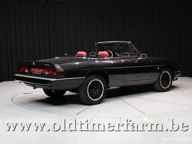 1984 Alfa Romeo Spider 3 1.6 '84 For Sale (picture 2 of 6)