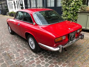 Alfa Bertone 2000GTV - Unrestored RHD Unicorn Car