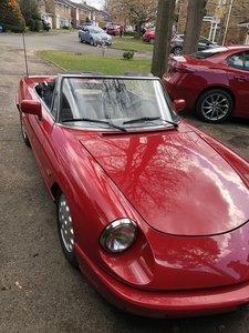 1993 Alfa Romeo Spider S4