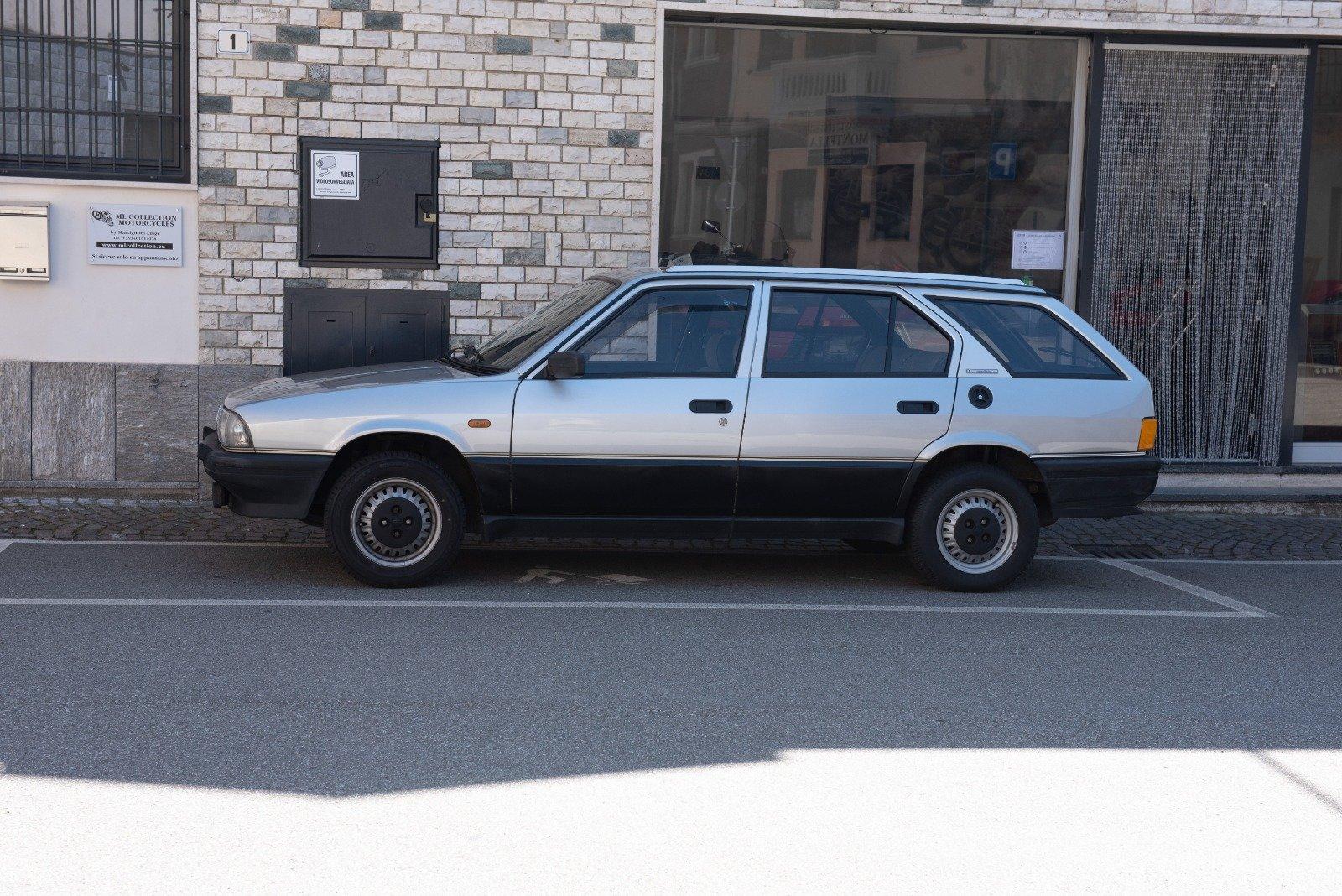 1986 Alfa Romeo 33 1500 4x4 Giardinetta prima serie SOLD (picture 2 of 6)