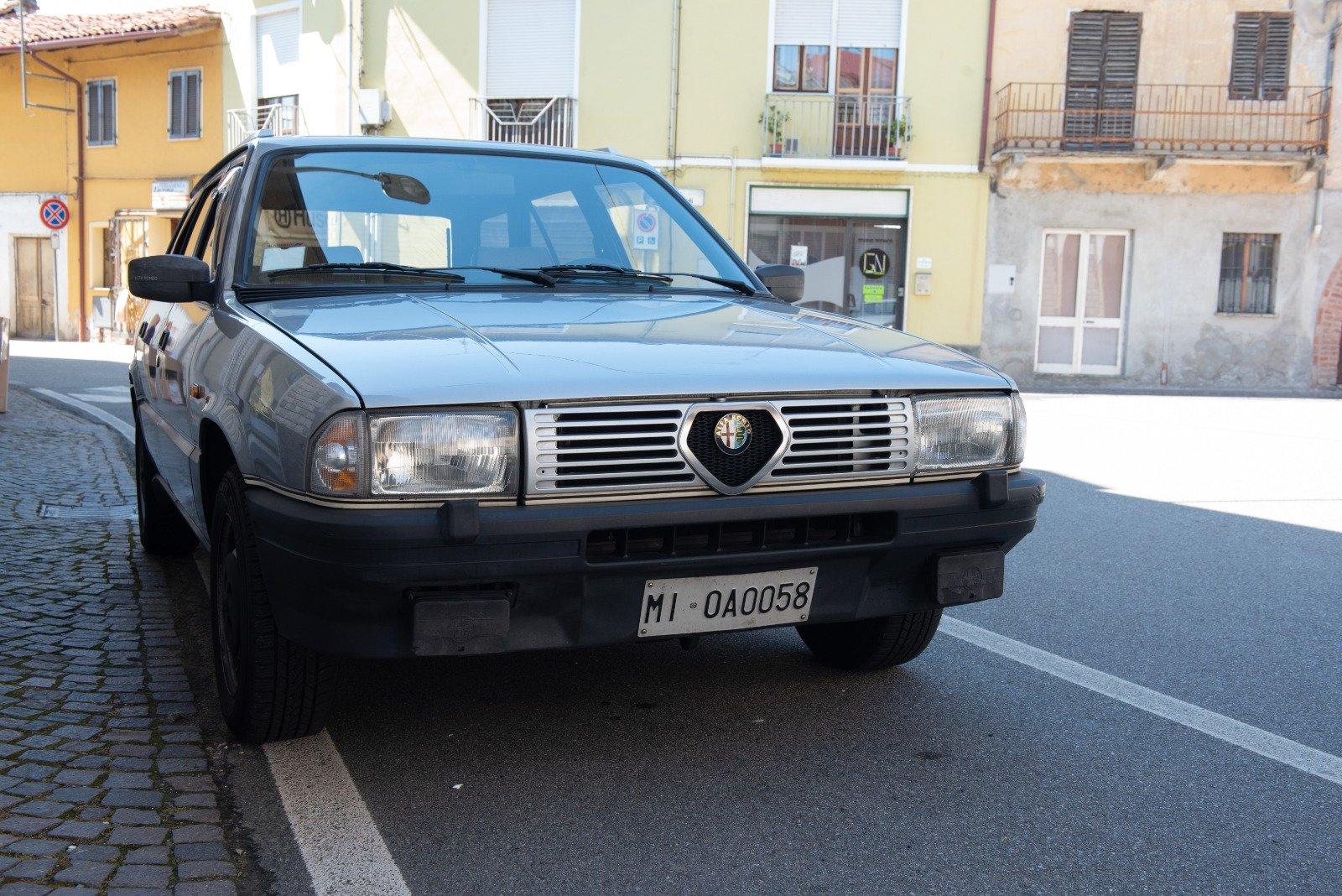 1986 Alfa Romeo 33 1500 4x4 Giardinetta prima serie SOLD (picture 3 of 6)