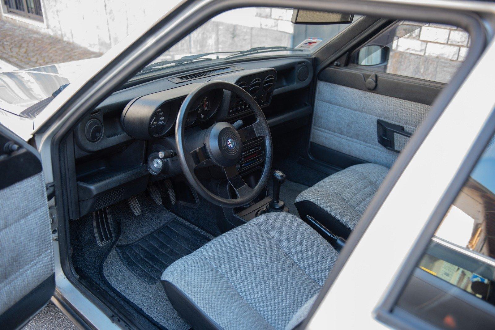 1986 Alfa Romeo 33 1500 4x4 Giardinetta prima serie SOLD (picture 4 of 6)