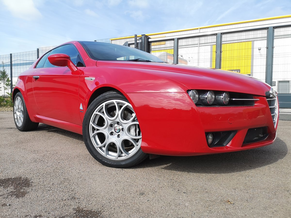 2006 Alfa Romeo Brera 3.2 V6 Q4 SV FSH For Sale (picture 5 of 6)