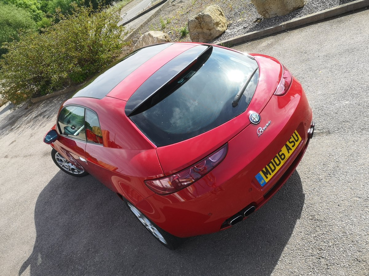 2006 Alfa Romeo Brera 3.2 V6 Q4 SV FSH For Sale (picture 6 of 6)