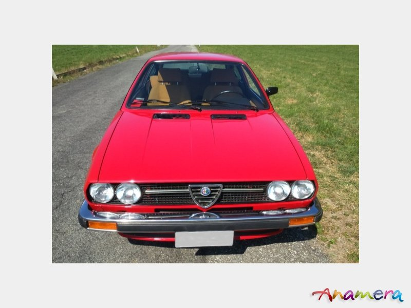 1982 Alfa sprint veloce.new,only 30 k km! For Sale (picture 1 of 6)