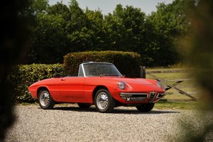 1968 Alfa Romeo 1300 Duetto For Sale