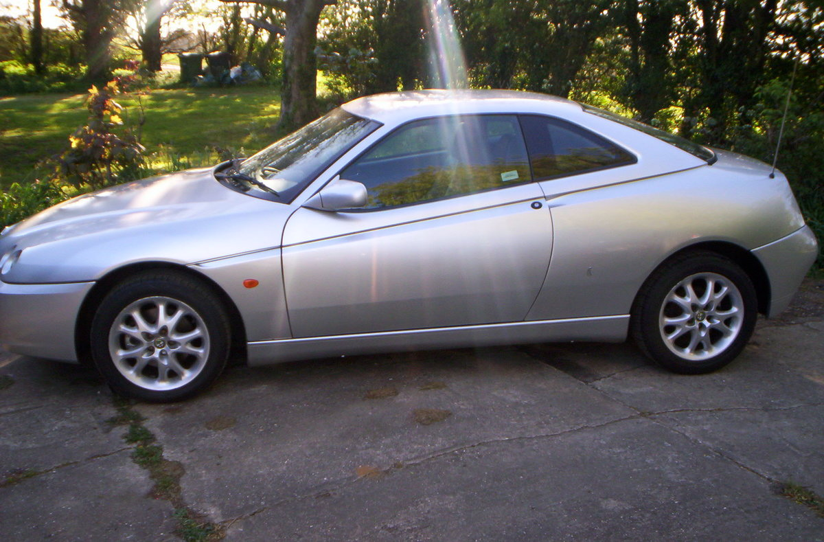 2003 Alfa Romeo GTVjtf For Sale (picture 1 of 6)