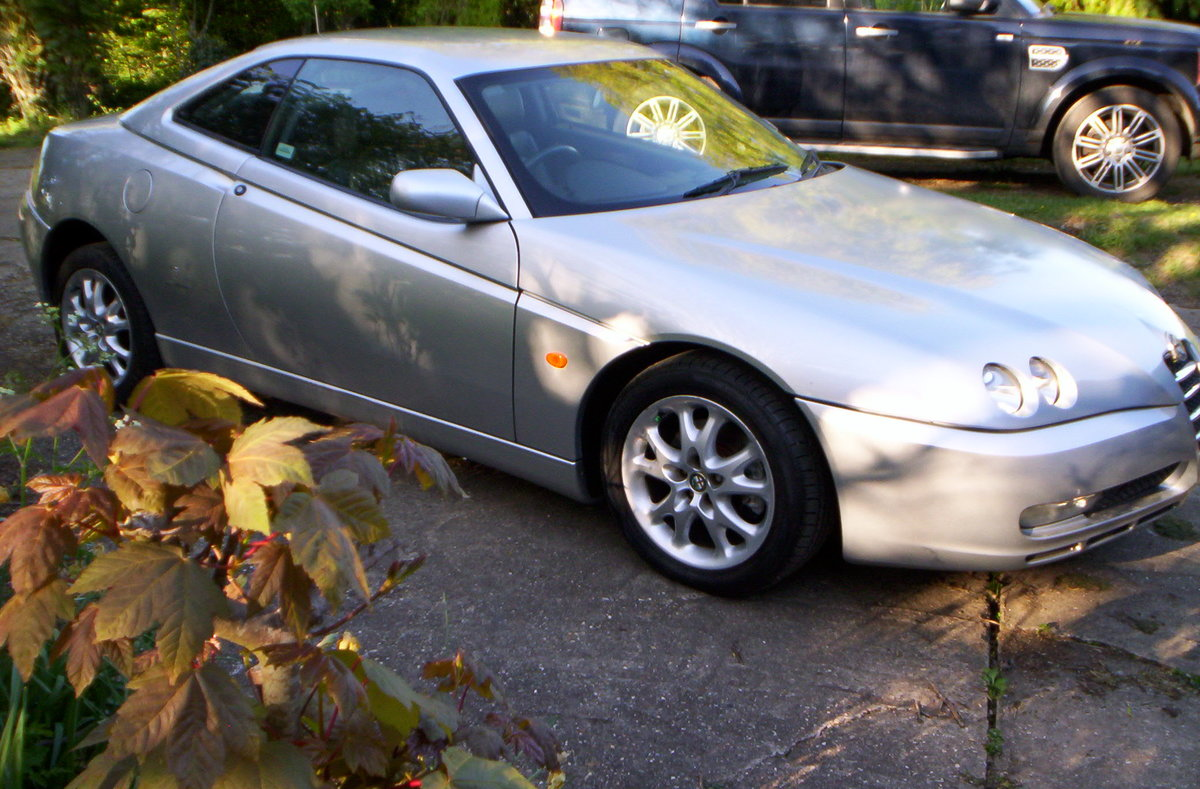 2003 Alfa Romeo GTVjtf For Sale (picture 2 of 6)