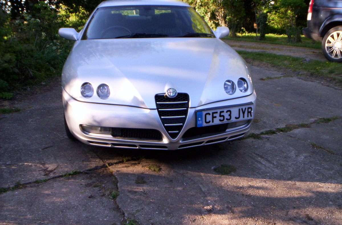 2003 Alfa Romeo GTVjtf For Sale (picture 3 of 6)