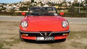 Alfa Romeo Spider Veloce 2.0i