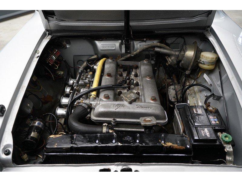 1967 Alfa Romeo Giulia 1600  For Sale (picture 4 of 6)