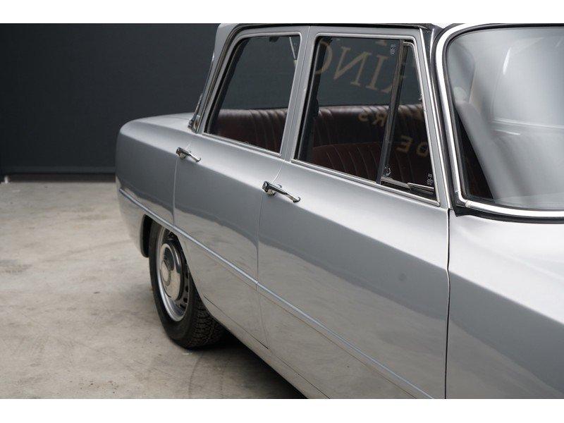 1967 Alfa Romeo Giulia 1600  For Sale (picture 6 of 6)