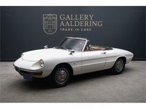1968 Alfa Romeo Duetto Spider Rare hardtop For Sale