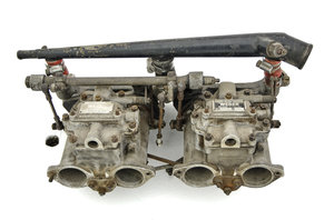 WEBER 40DCO3 CARBURETORS (Alfa, Aston, Jaguar, Maserati)