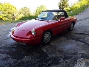 1993 Alfa Romeo Spider 2.0 I