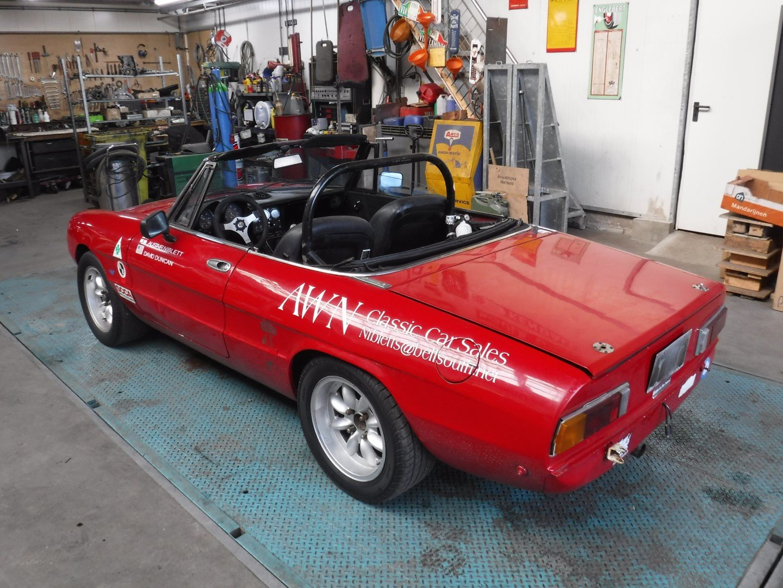 Alfa Romeo 2000 spider 1973 For Sale (picture 2 of 6)
