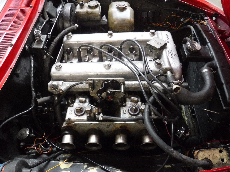 Alfa Romeo 2000 spider 1973 For Sale (picture 3 of 6)
