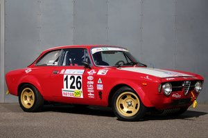 1969 Alfa Romeo GT 13 J FIA Class CT 12 LHD For Sale