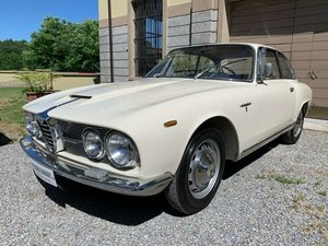 1963 ALFA ROME SPRINT 2600 BERTONE FOR SALE For Sale