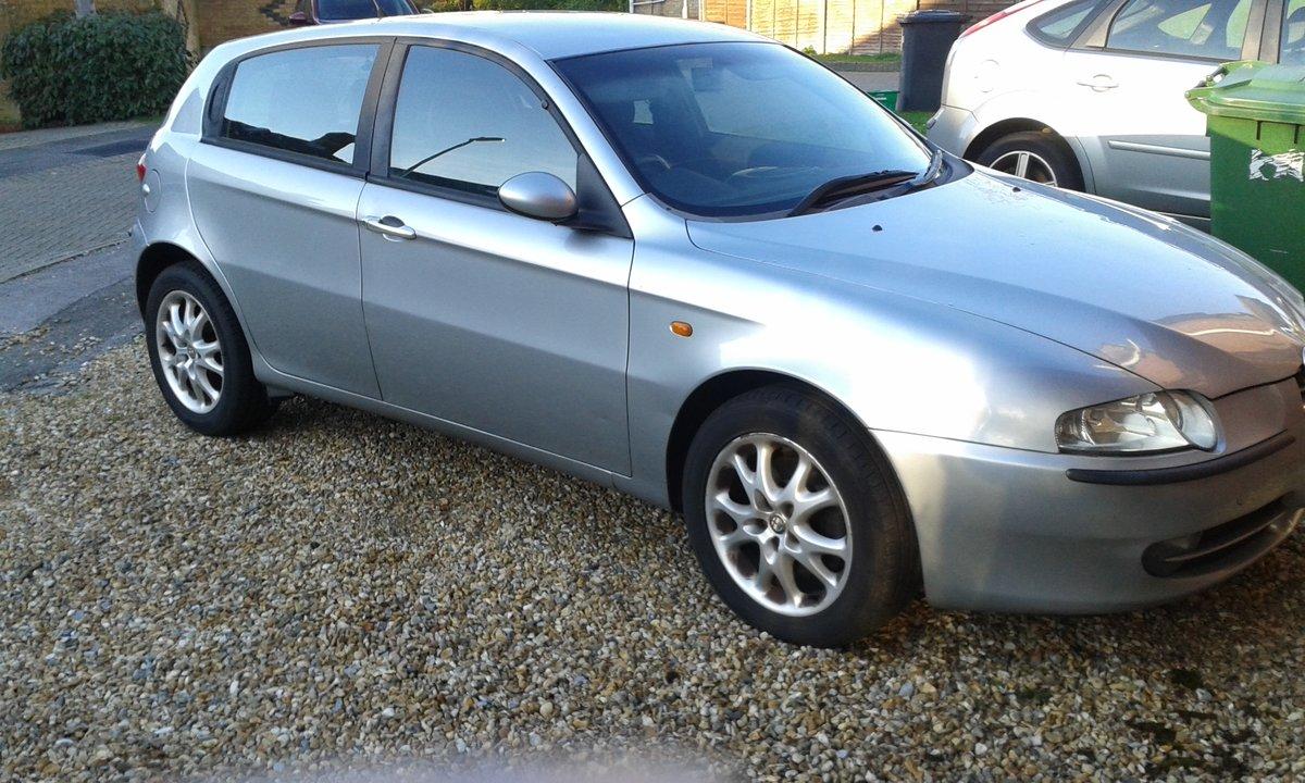 Picture of 2002 Alfa Romeo 147 For Sale