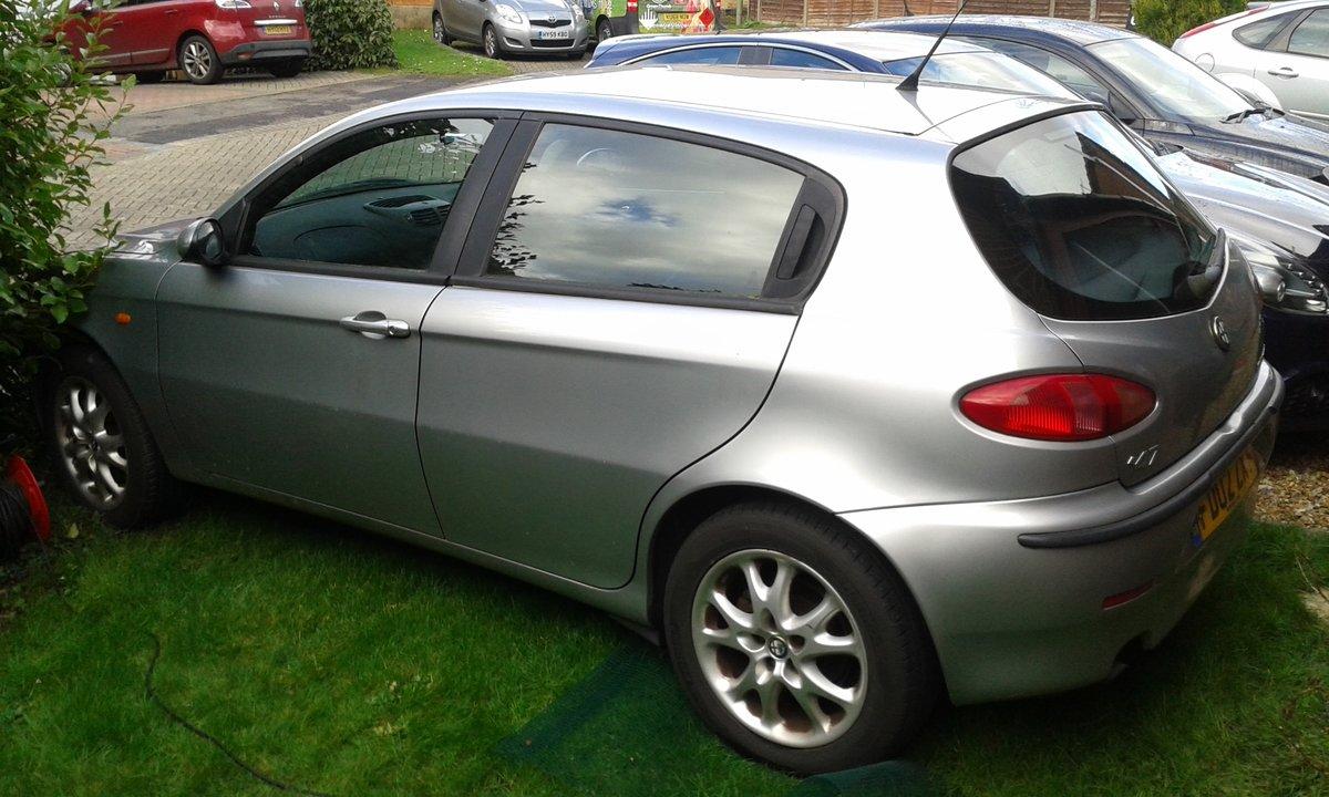 2002 Alfa Romeo 147 For Sale (picture 2 of 6)