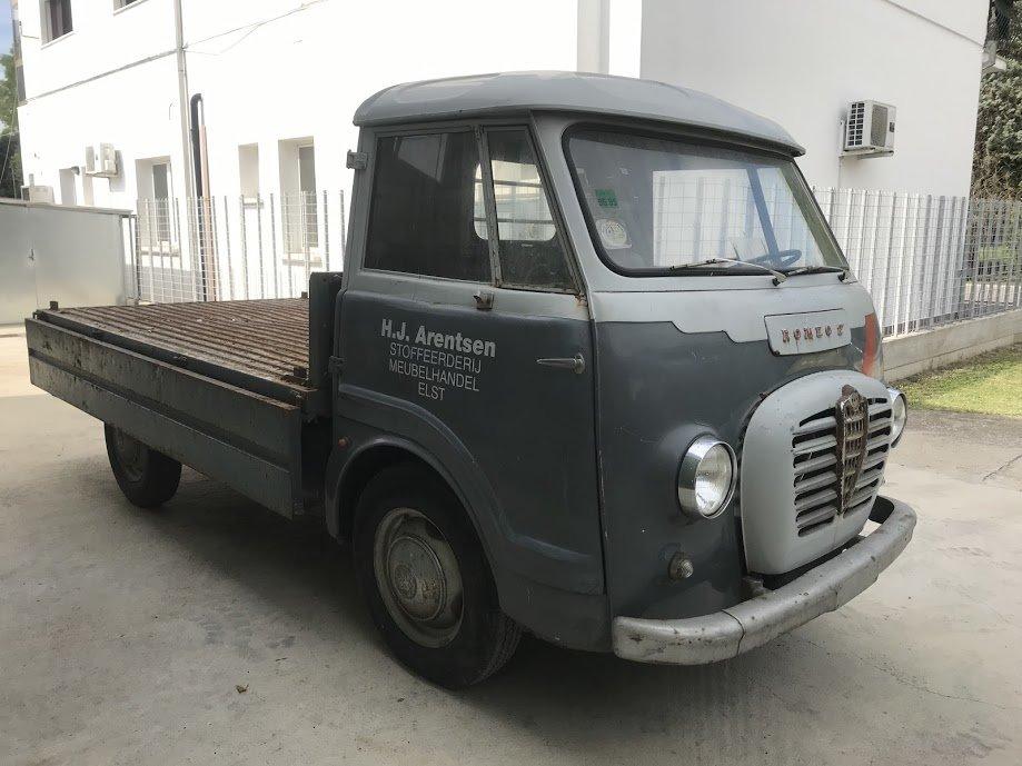 1962 Alfa Romeo Romeo 2 pickup truck For Sale (picture 1 of 5)