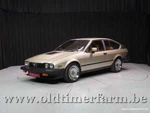 1986 Alfa Romeo GTV6 2.5 '86 For Sale