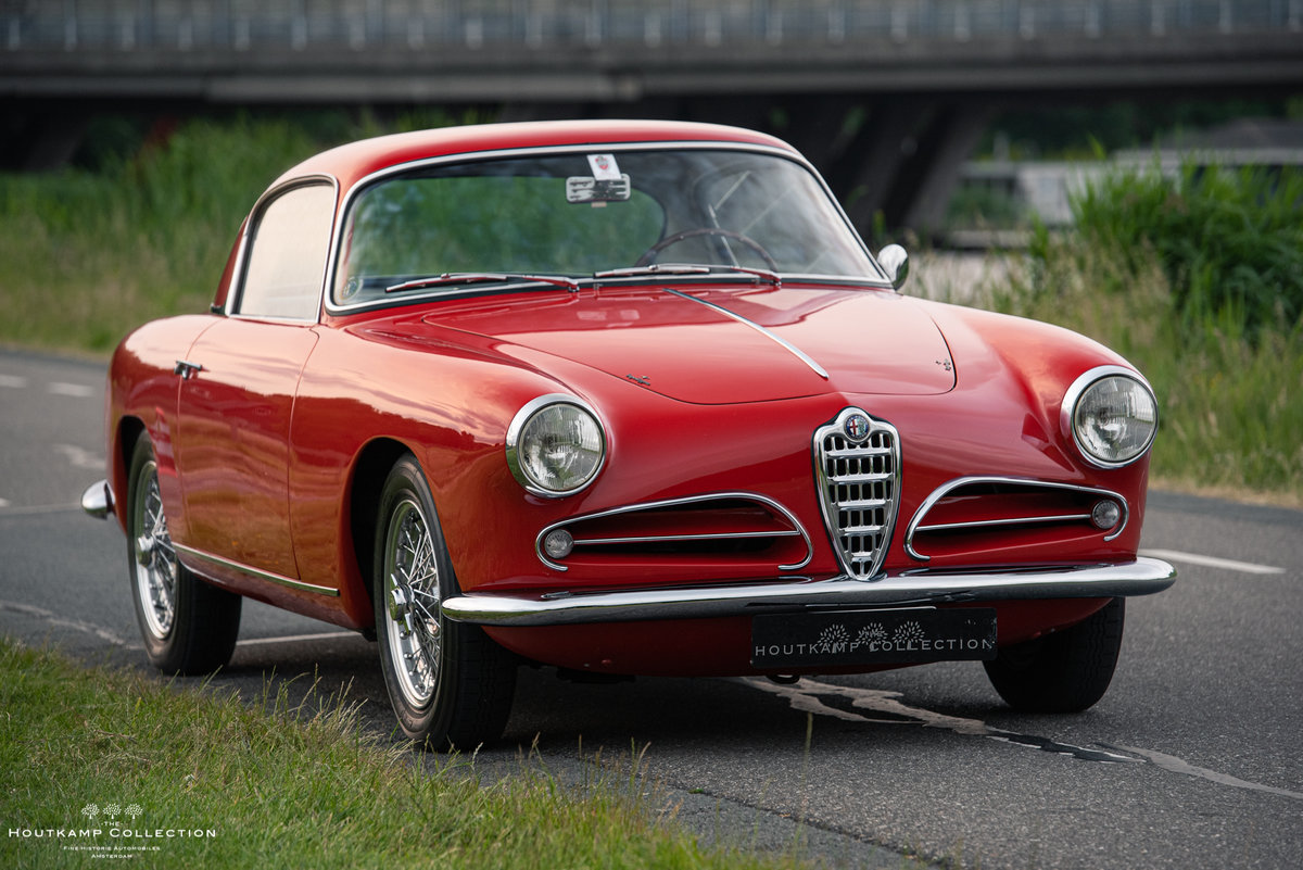 1957 ALFA ROMEO 1900 CSS TOURING For Sale (picture 3 of 6)