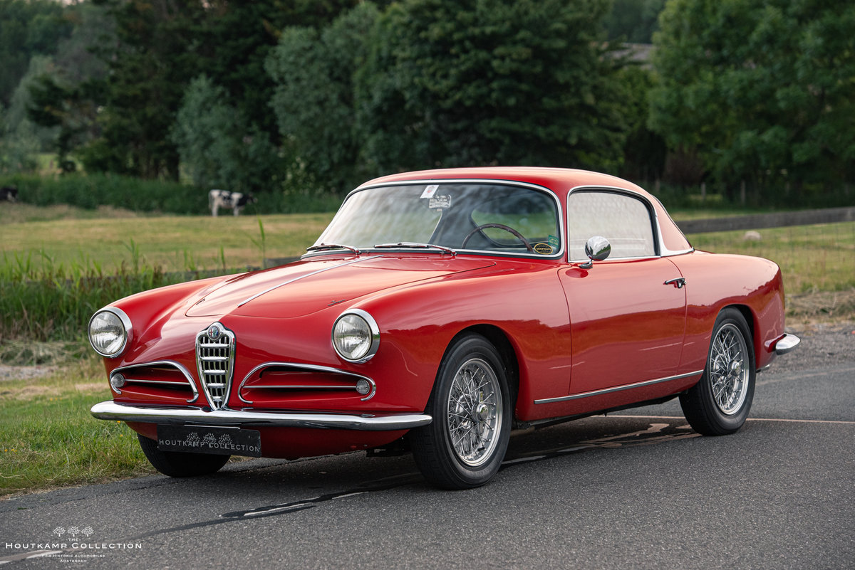 1957 ALFA ROMEO 1900 CSS TOURING For Sale (picture 4 of 6)