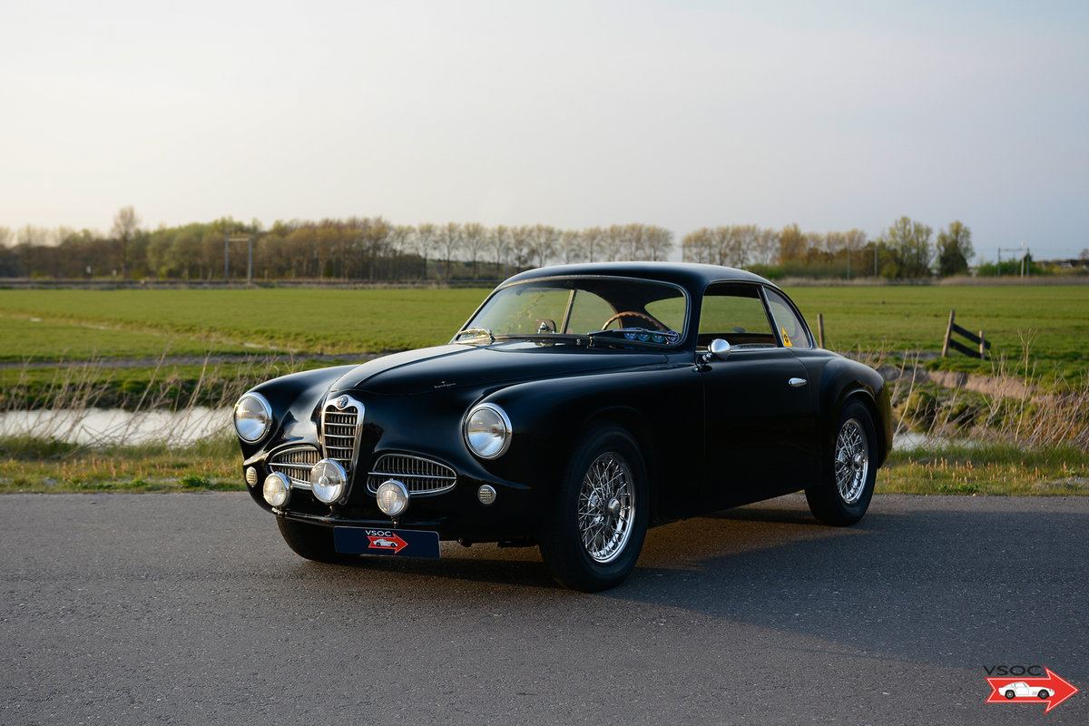 Alfa Romeo 1900 C Sprint Touring Coupe 1952 - very early car For Sale (picture 1 of 6)