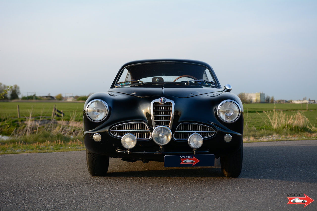 Alfa Romeo 1900 C Sprint Touring Coupe 1952 - very early car For Sale (picture 2 of 6)