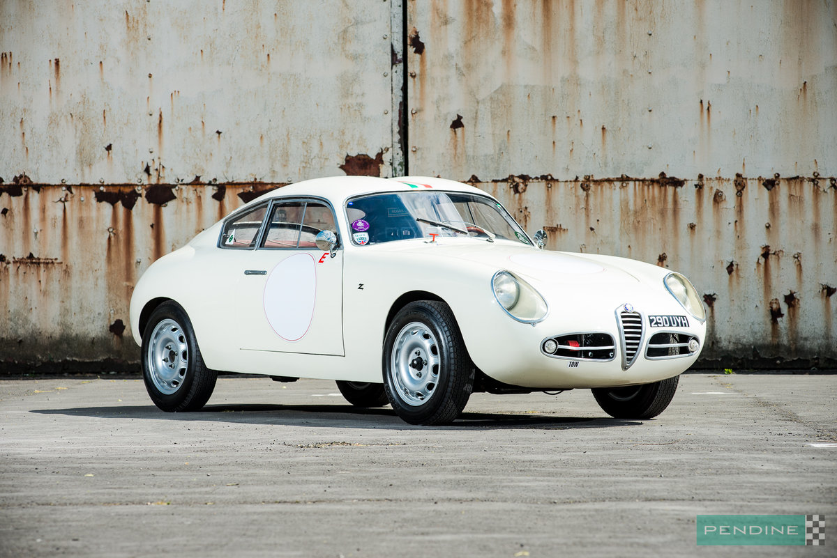 1957 Alfa Romeo Giulietta SVZ For Sale (picture 1 of 6)