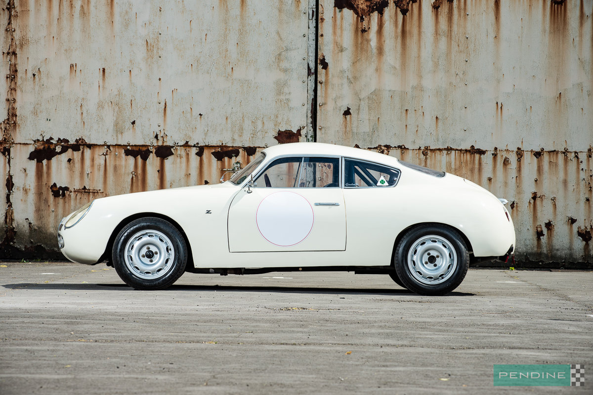 1957 Alfa Romeo Giulietta SVZ For Sale (picture 2 of 6)
