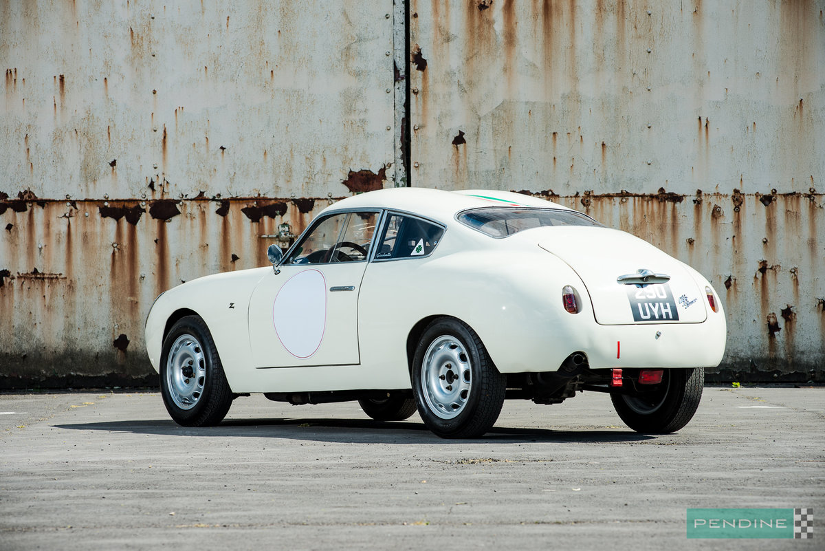 1957 Alfa Romeo Giulietta SVZ For Sale (picture 3 of 6)